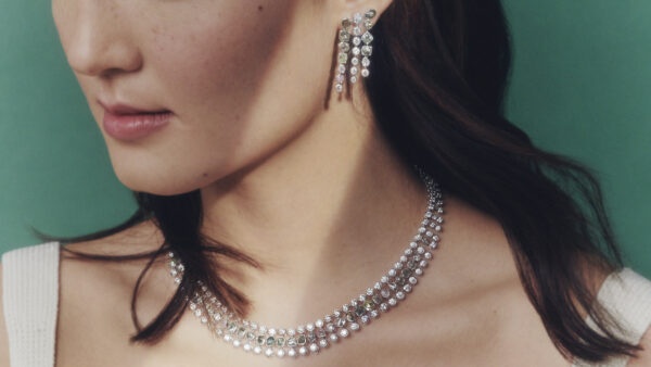 Paris Couture 2021 De Beers Okavango Grace Reflections of Nature High Jewelry