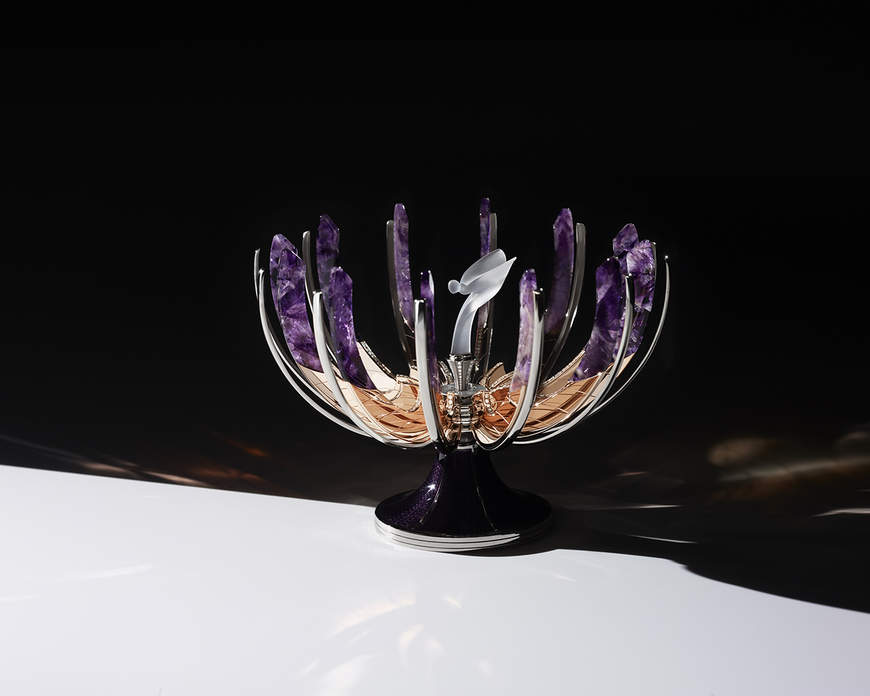 Ecstasy Imperial egg Fabergé and Rolls-Royce