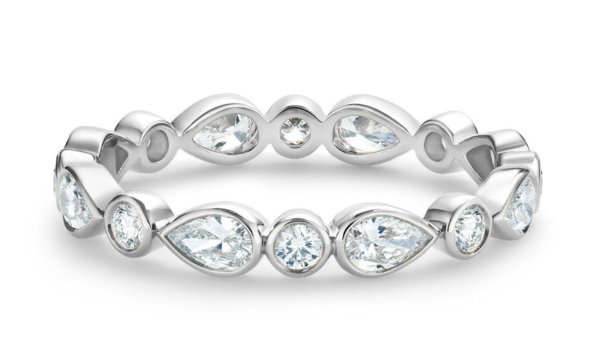 Diamonds Petal Band