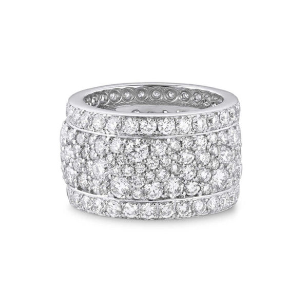 Legends of Africa Iconic Diamond Ring
