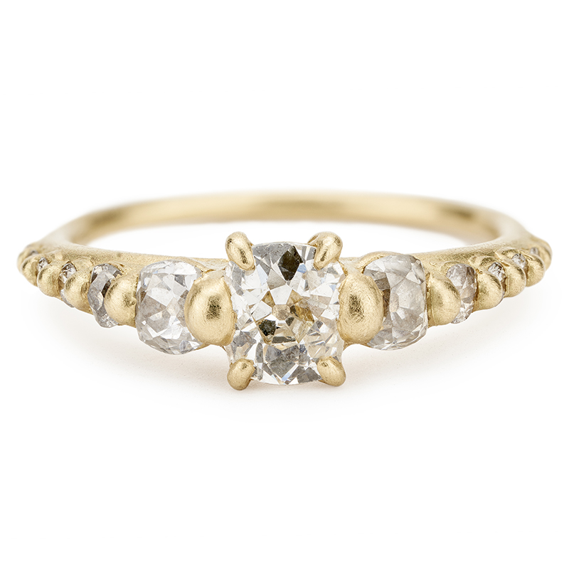 Starlight Dream Central Diamond Ring