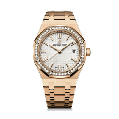 Royal Oak 18K Rose Gold Automatic Watch