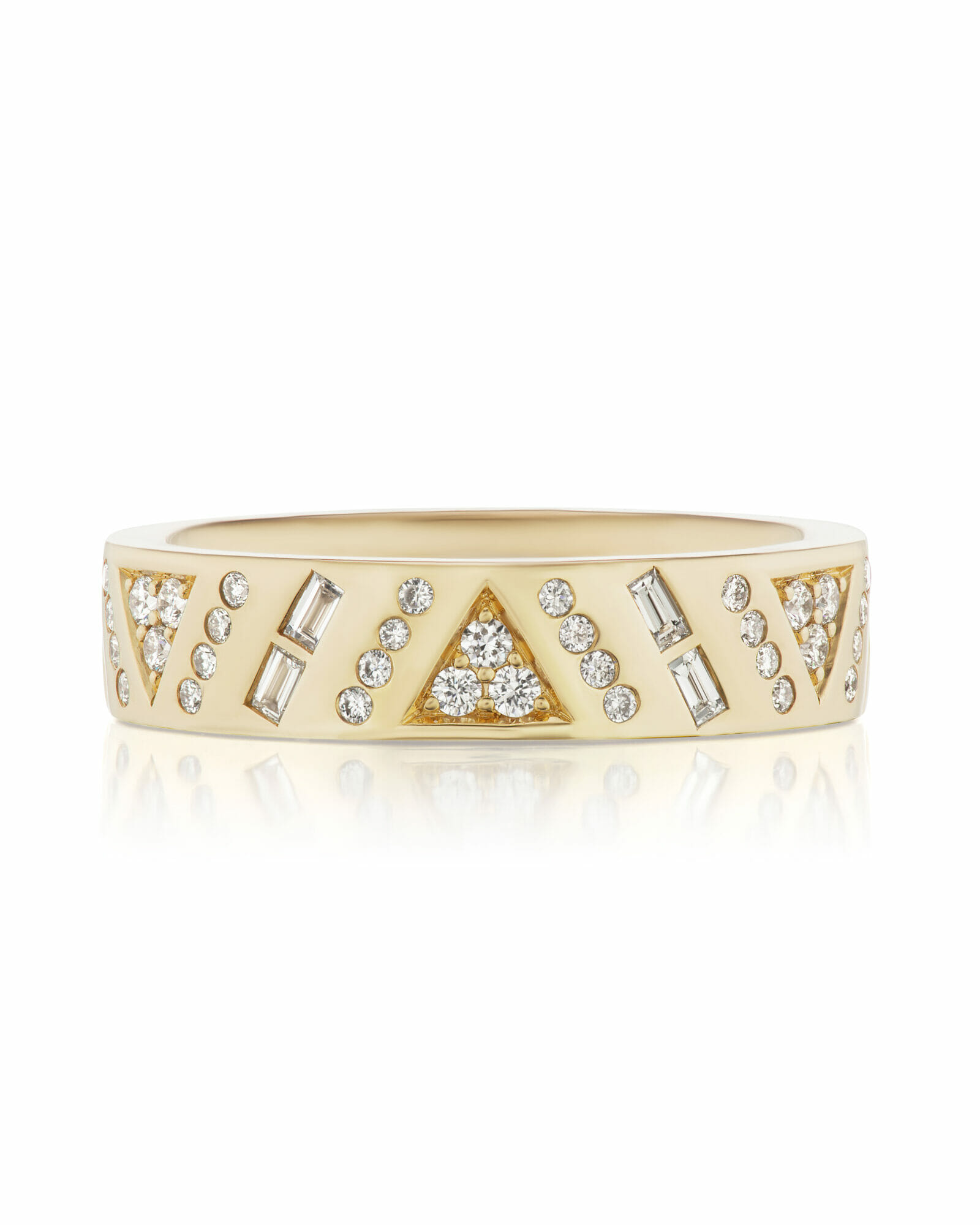 Stardust Stacking Ring