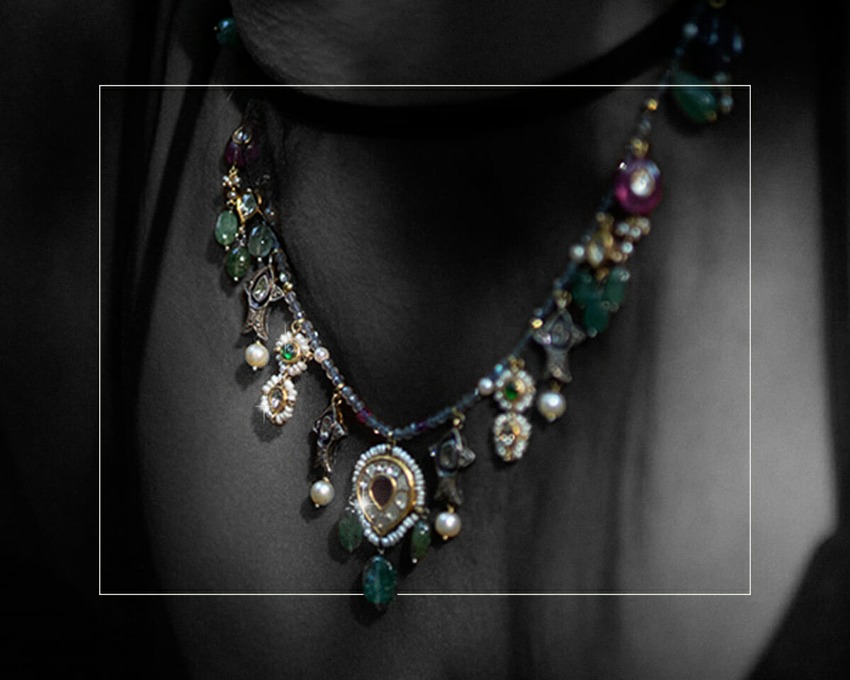 Moi's best selling Revival necklace