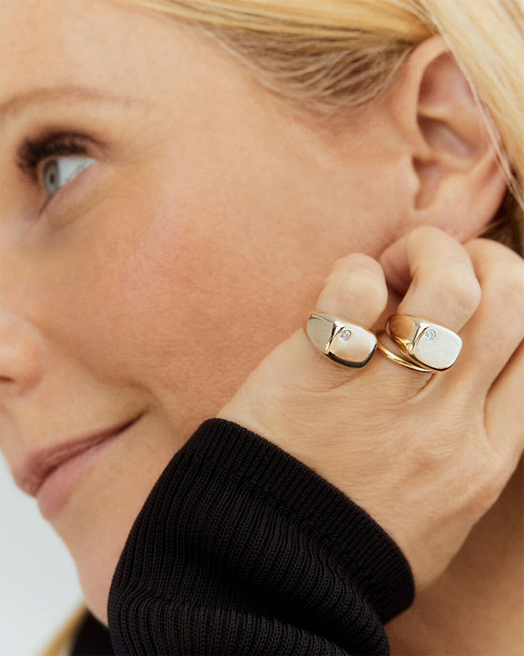 G Label Jewelry Rings