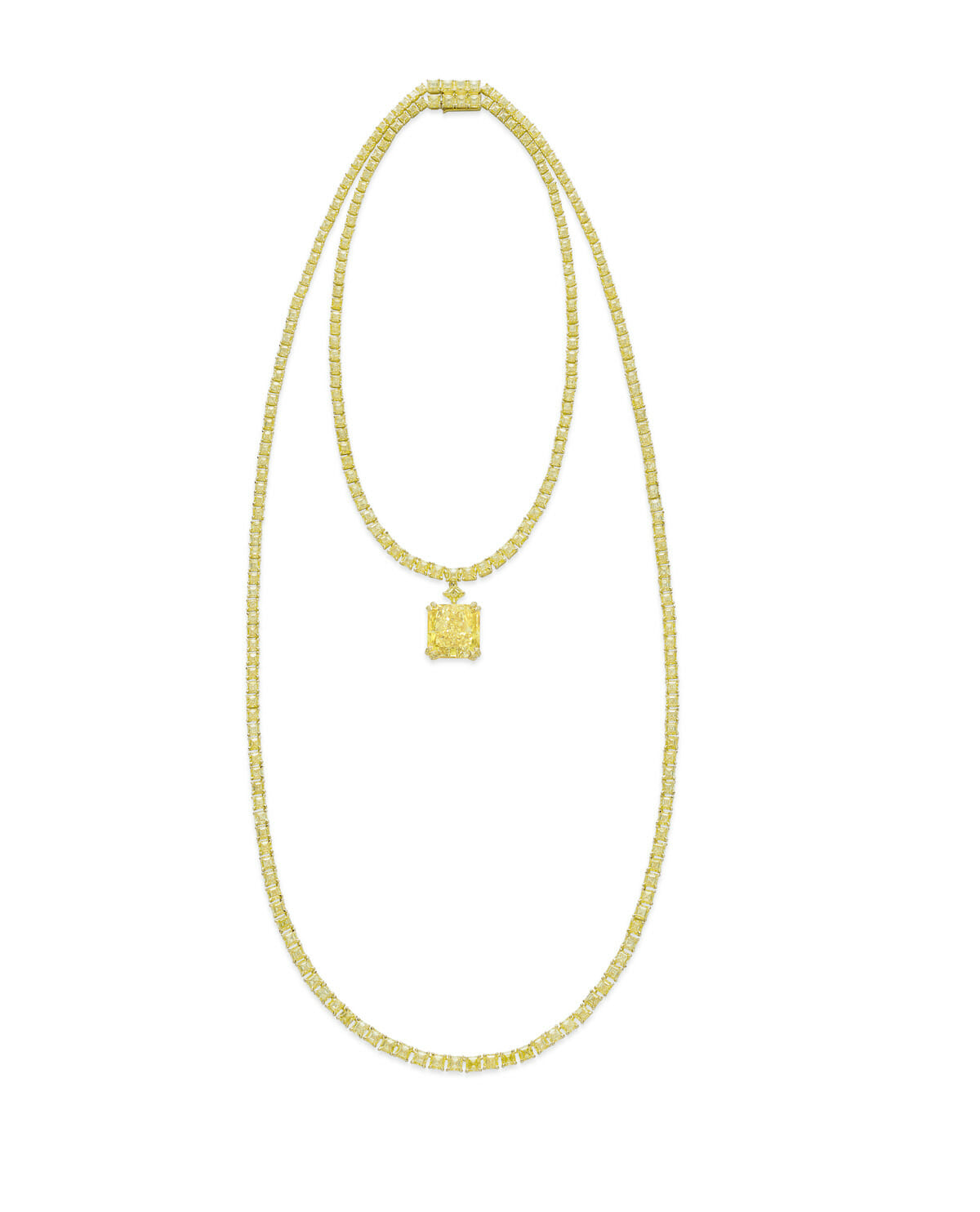 Chopard Red Carpet Collection Necklace