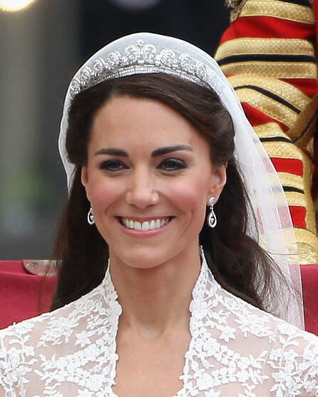 Kate Middleton Royal Wedding - Carriage Procession To Buckingham Palace And Departures