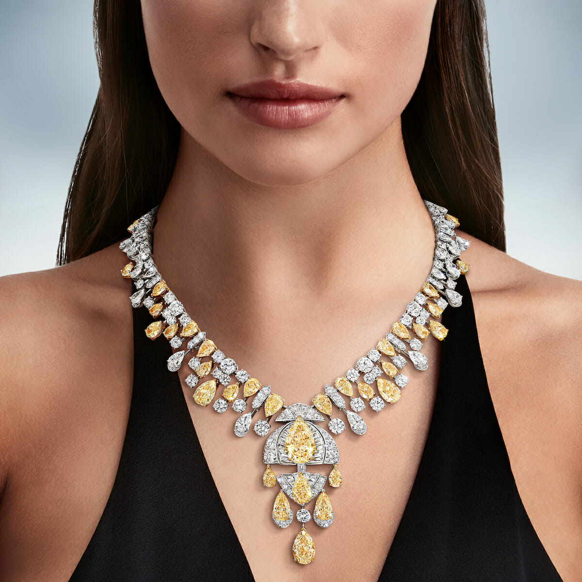 Graff Tribal collection high jewelry