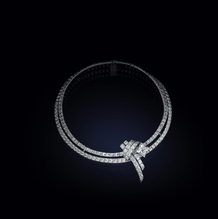 Louis Vuitton high-jewelry