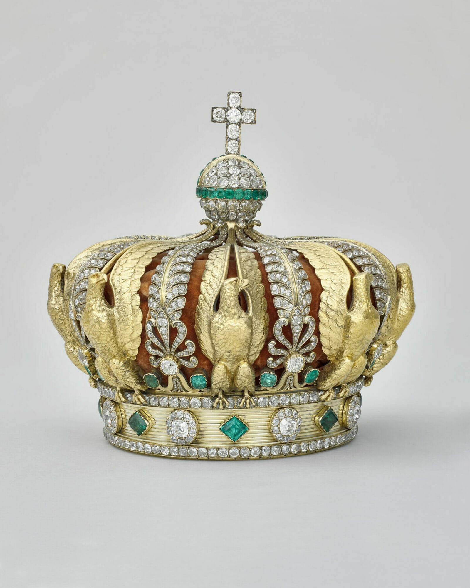 crown of princess eugenie auction
